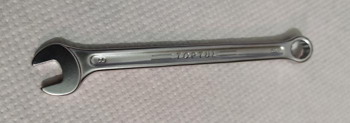 Ključ 8 mm otvoreni